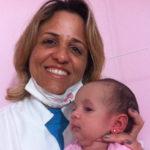 Primeiro Brinquinho: Lorena presente da mamãe Airla